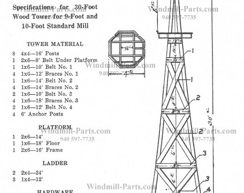 24 kb jpeg wood windmill plans free woodworking project plans http ...